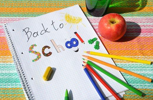 School, Back-to-school, School Starts, Mood, Learn