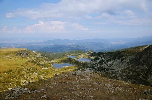 Rila Lakes, Bulgaria, Rila Mountain, Lake, Nature
