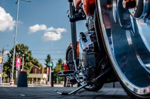 Motorbike, Ride, Motorcycle, Chopper, Vehicle