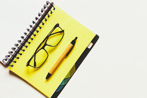 Pen, Notebook, Notepad, Diary, Stationery, Business