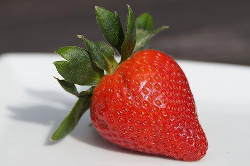 Fruit, Strawberry, Eat, Fresh, Nutrition, Healthy
