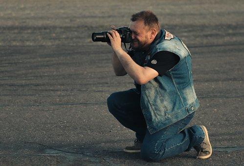 Photographer, Photographs, Paparazzi, Reportage