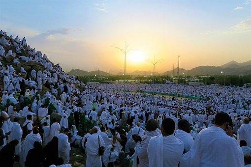 Islam, Religion, Travel, Prayer, Sky, Mecca, Religious