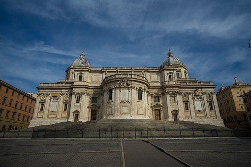 Rome, Santa Maria Maggiore, Liberian Basilica