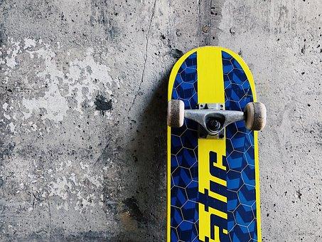Skateboard, Skate, Skateboarding, Sport, Lifestyle