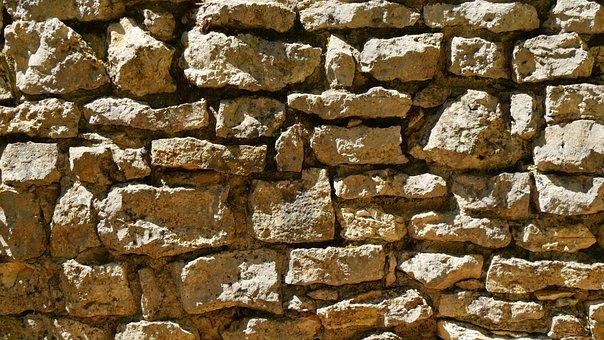 Wall, Masonry, Stone Wall, Old, Castle, Ruin