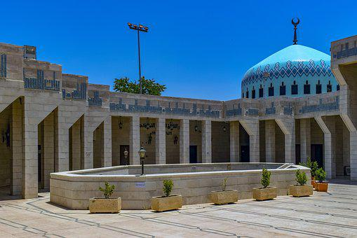 King Abdullah I Mosque, Mosque, Architecture, Religion
