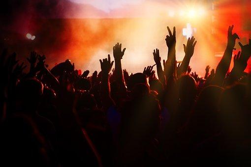 Concert, Festival, Human, Audience, Event, Quantitative