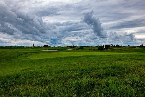 Golf Course, Golf, Sport, Green, Golfers, Grass, Golfer