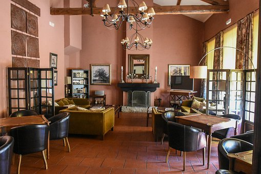 In Room Coffee, Parador, Hostelry, Cozy, Relaxing