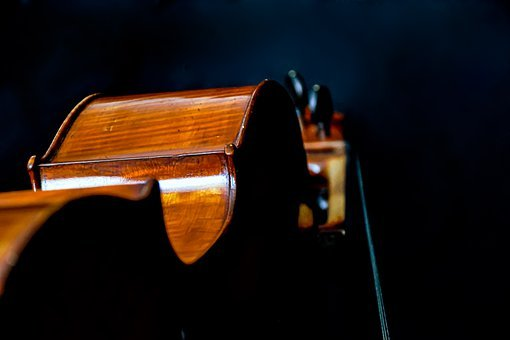 Cello, Strings, Instrument, Music, Musical, Key