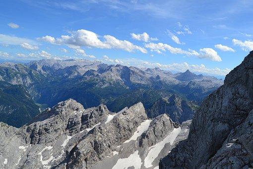 Mountains, High Mountains, Nature, Landscape, Alpine