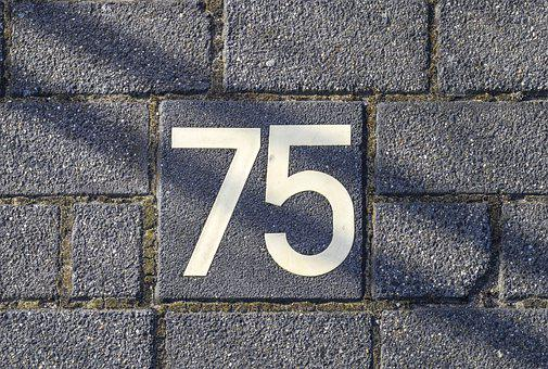 Number, Road, Ad, Digit, Numbering, City, Stone, Patch