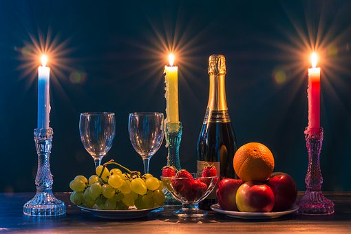 Fruit, Table, Wine, Nutrition, Glass, Restaurant