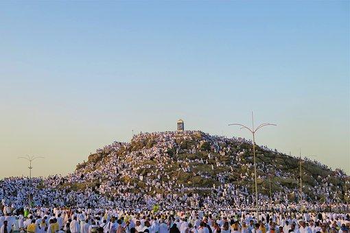 Arafat, Waqfa, The Pilgrim's Guide, Mecca, Islam