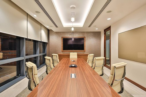 Interior, Office, Corporate, Branding, Meeting, Table
