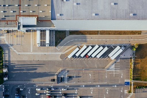 Production, Facility, Logistic, Distribution Center