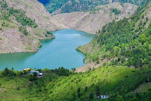 Zal Zal Lake Azad Kashmir, Lake, Nature, Kashmir