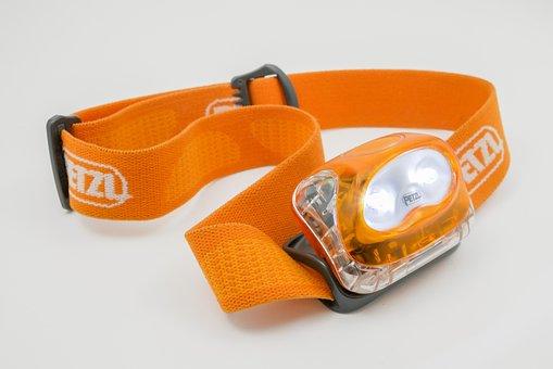 Light, Lights, Flashlight, Lumen, Led, Orange, White