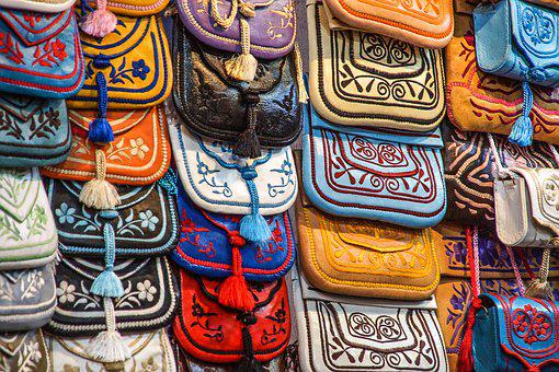 Marrakech, Morocco, Souk, Bazaar, Spices, Food, Culture