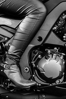 Motocycle, Engine, Motorcycle, Motorbike, Motor