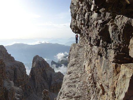 Brenta, Italy, Dolomites, Mountains
