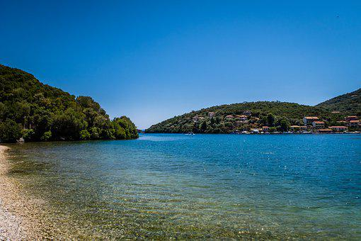 Greece, Islands, Sea, Nature, Syvota, Lefkada, Tourism