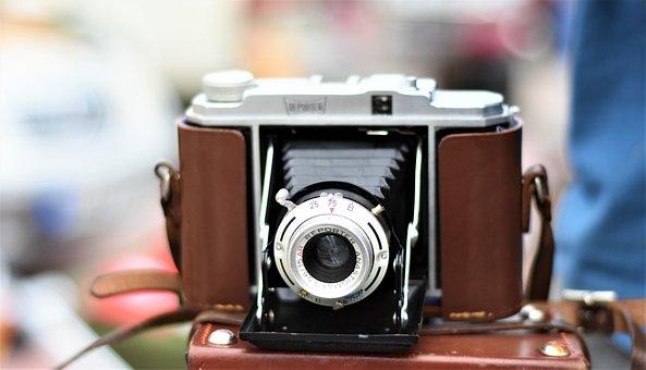 Camera, Photography, Photo Camera, Vintage, Nostalgia