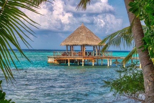 Romantic Landscape, Relaxing, Paradise, Unaffected