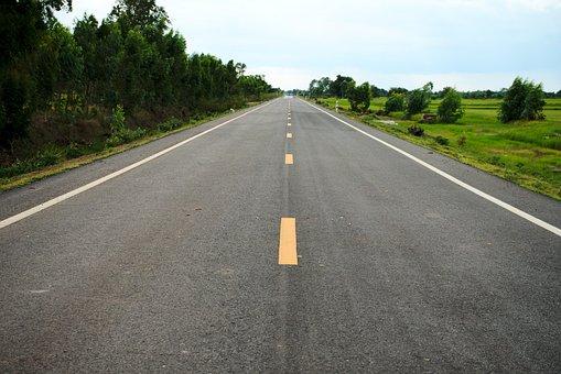 Road, Car, Street, Travel, City, Transportation