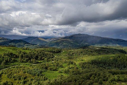 Trossachs National Park - Dunblane, Scotland