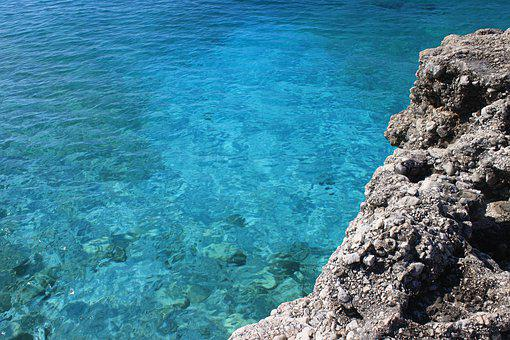 Water, Sea, Blue, Summer, Turquoise, Coast, Holiday
