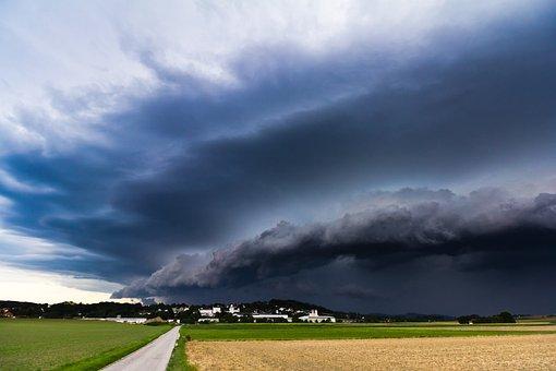 Thunderstorm, Storm, Cumulonimbus, Storm Hunting
