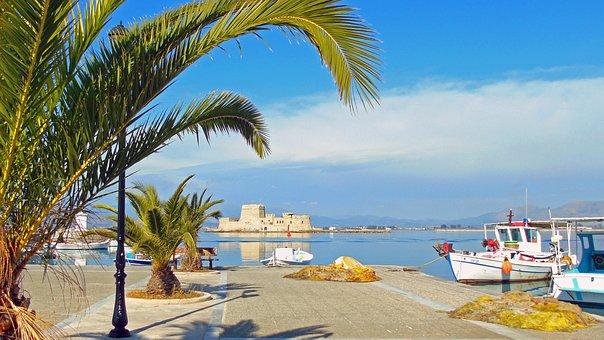 Vacation, Travel, Sea, Summer, Holiday, Tourism