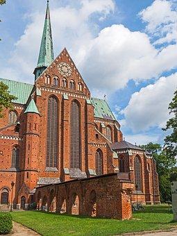 Brick Gothic, Monastery Church, Münster, Bad Doberan