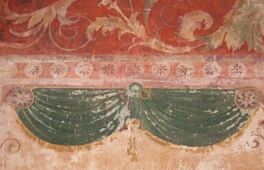 Mural, Belvedere Castle, Pfingstberg, Potsdam
