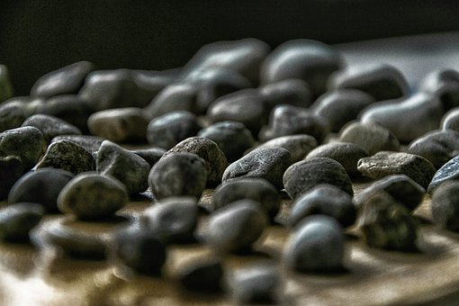 Stones, Order, Stacked, Depth Of Field
