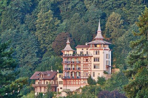 Lucerne, Switzerland, Tourism, Famous, City