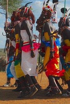 Samburu, Ceremony, Kenya, Community, Herder, Nomads