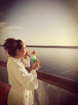 Ocean, My Ship, Cruise, Summer Holiday, Vacations
