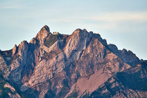 Pilatus, Mountain, Switzerland, Landscape, Nature