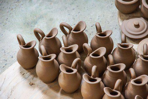 Portugal, Azores, Craft, Potters, Ceramic, Pottery