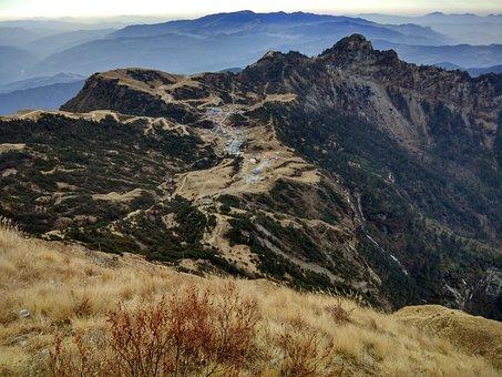 Nature, Peak, Hills, Adventure, Rock, Travel, Sky