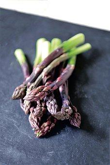 Asparagus, Green, Vegetarian, Asparagus Plants, Healthy