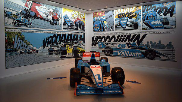 Car, Formula 1, Vehicle, Speed, F1, Sport, Automobile