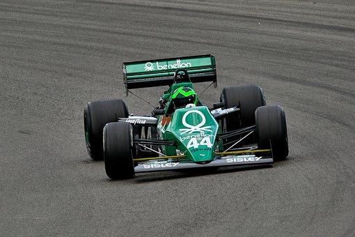 Racing Car, Formula 1, Motorsport