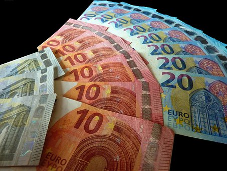 Money, Bank Note, Euro, Finance, Currency, Paper Money