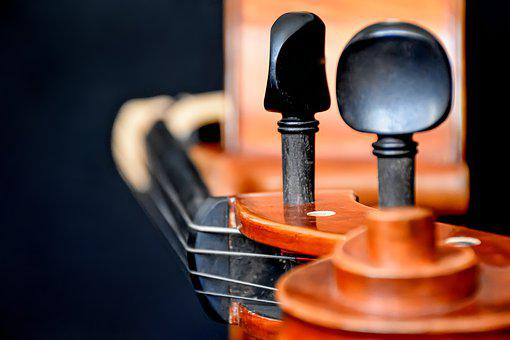Cello, Tuning Key, Classic, Musical, Instrument, Music
