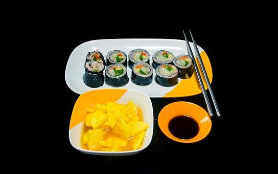 Travel, Food, Kimbap, Natural, Summer, Outdoor, Osaka