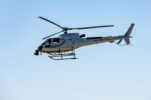 Helicopter, Airbus Helicopters, Aviation, Rotor, H125